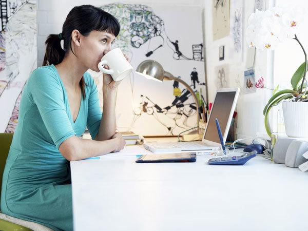 """<p class=""""Normal""""> Một nghiên cứu cho thấy những người ăn sáng lành mạnh sẽ làm việc hiệu quả hơn trong cả ngày.</p>"""