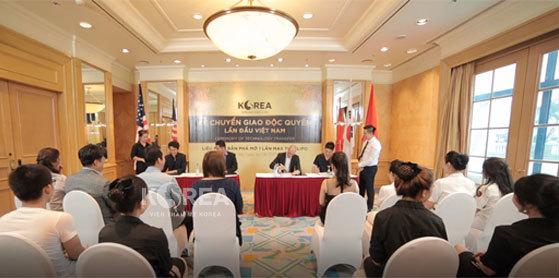 Công nghệ Maxthin Lipo được Tập đoàn Careagen chuyển giao độc quyền cho Viện thẩm mỹ Korea.