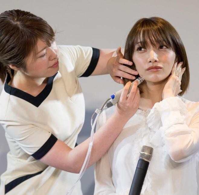 Liệu trình làm đẹp da mặt Hydrafacial cho nữ công sở - 1