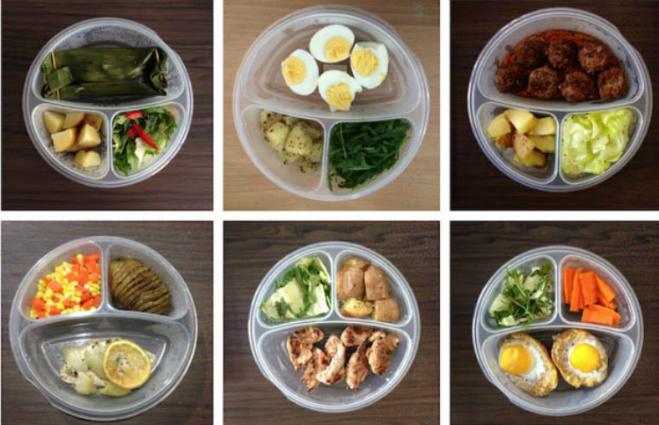 Cắt giảm tinh bột, tăng cường rau xanh cho bữa ăn.
