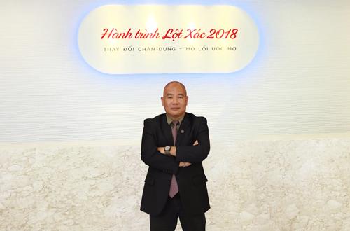 Giám đốc chuyên môn Bệnh viện Thẩm mỹ Kangnam, Giáo sư Charlie Trần - 1 trong bộ ba quyền lực của Hành trình lột xác 2018.
