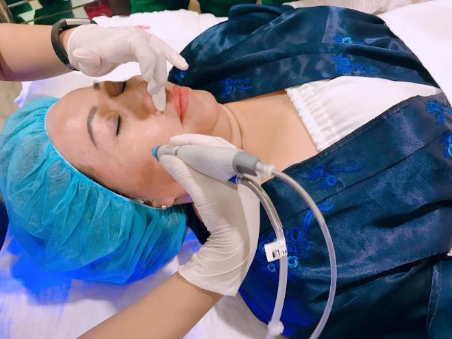 Trung tâm thẩm mỹ Xuân Hùng ra mắt công nghệ Hydrafacial - 2