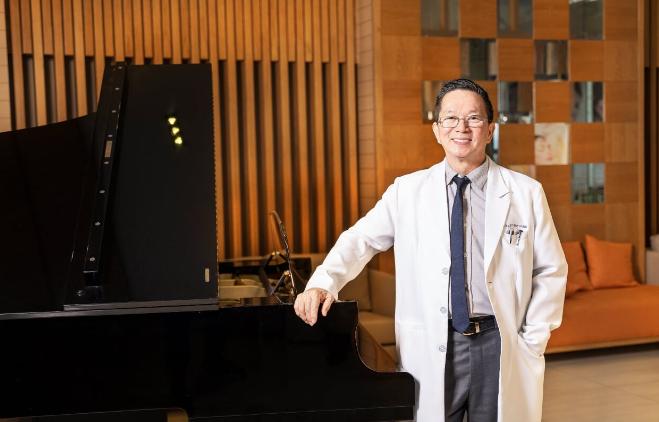 Tiến sĩ, bác sĩ Đỗ Đình Hùng - Giám đốc Bệnh viện Worldwide.