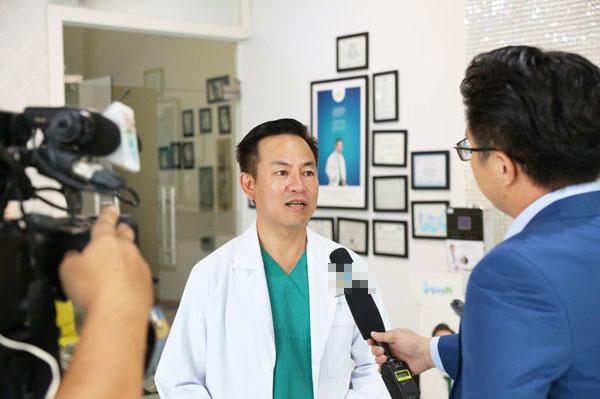 Thạc sĩ, bác sĩ Xuân Trường.
