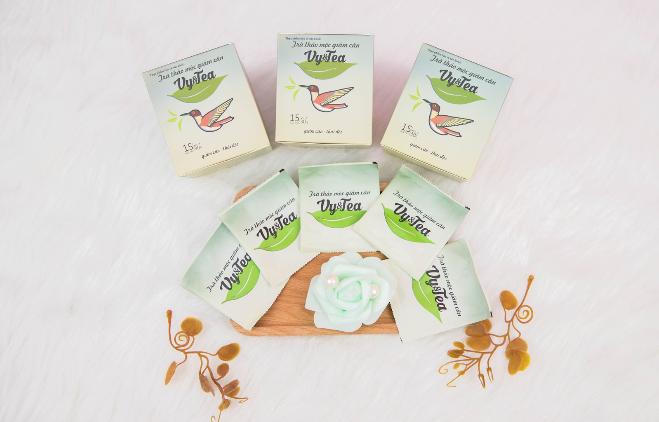 Người dùng cần tinh ý khi lựa chọn trà thảo mộc giảm cân Vy Tea trên thị trường.