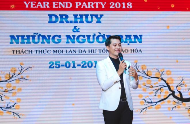 Dược sĩ Trương Ngọc Huy chia sẻ thành công trong năm 2018.