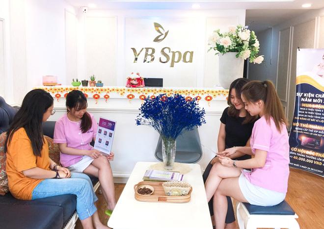 YB Spa không ngừng cải tiến dịch vụ để đáp ứng nhu cầu ngày càng cao của khách hàng.