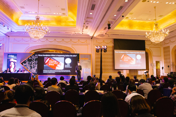 Hội nghị Apac Forum của hãng Cynosure năm 2018 tại TP HCM.