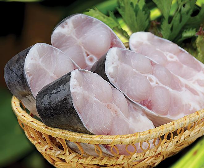 Cá basa có lượng calo thấp nên thích hợp cho những người đang ăn kiêng. Ảnh: Gnseacorp