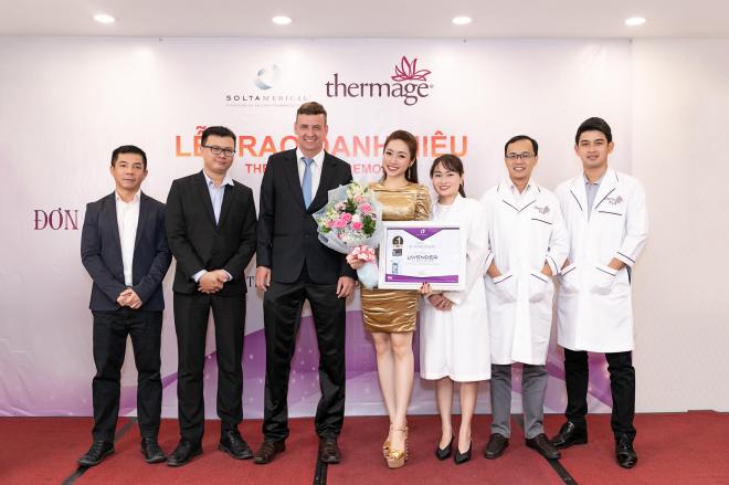 Viện thẩm mỹ Việt Nam đoạt top một châu Á về trẻ hóa da