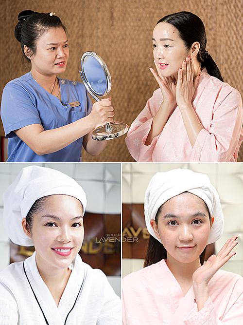 Hoa hậu Giáng My, Ngọc Trinh, diễn viên Dương Cẩm Lynh... cùng nhiều người đẹp Việt khác đều là tín đồ của Thermage tại Lavender