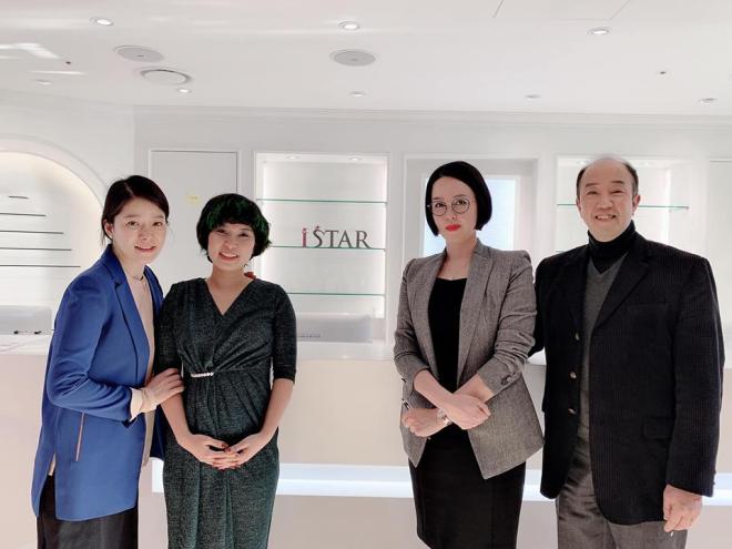 Doanh nhân Trâm Tạ làm Chủ tịch Hiệp hội đào tạo làm đẹp y tế châu Á tại Việt Nam - 1
