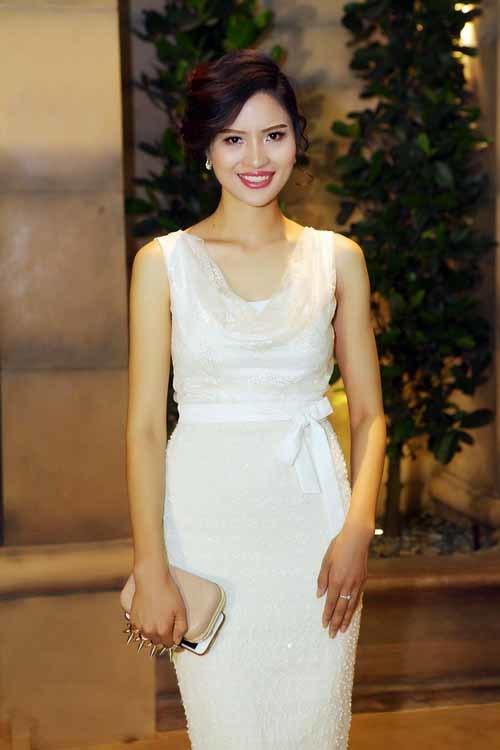 Người mẫu Lê Phương xinh đẹp hơn nhiều sau thẩm mỹ.
