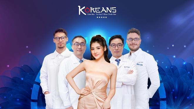 Hội thảo giảm béo, trẻ hóa của Koreans sẽ diễn ra vào 9h ngày 11/5 tại khách sạn Sheraton Saigon, số 88 Đồng Khởi, quận 1, TP HCM.