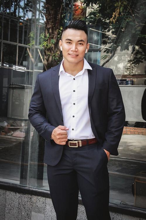 Thuận Trần - kiện tướng quốc tế về Body Building, Giảng viên trường UEF, Đại sứ thương hiệu Universal Nutrition và Animal Nutrition.