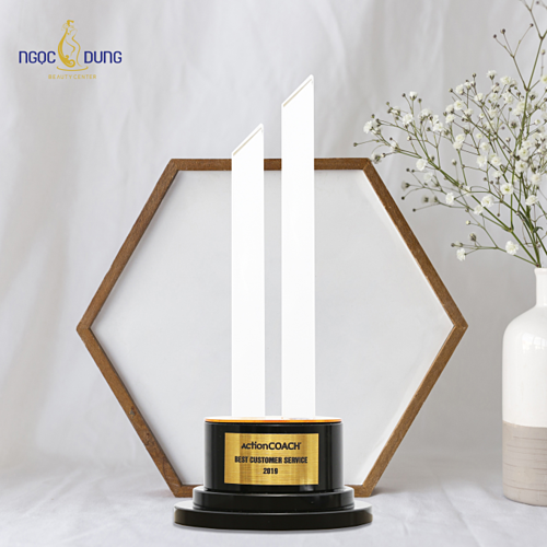 Ngọc Dung được bình chọn Doanh nghiệp có dịch vụ chăm sóc khách hàng tốt nhất