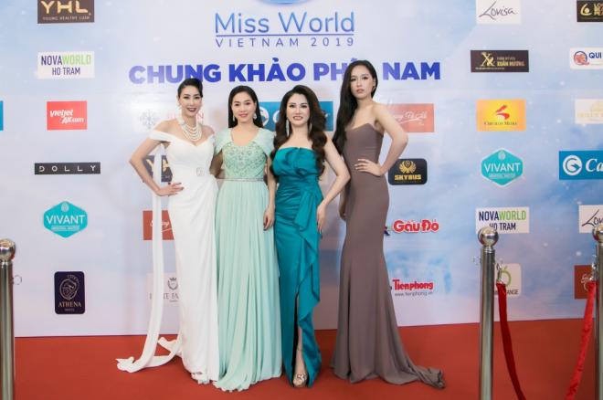 TMV Xuân Hương là đơn vị chăm sóc hình thể cho thí sinh Miss World Vietnam 2019 - 1