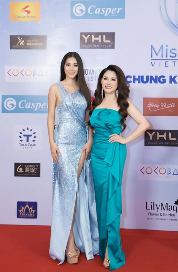 TMV Xuân Hương là đơn vị chăm sóc hình thể cho thí sinh Miss World Vietnam 2019