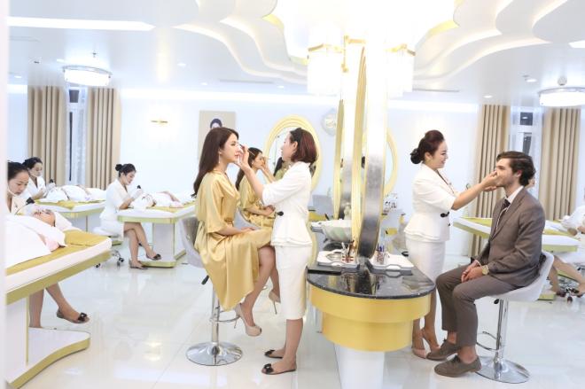 TMV Xuân Hương là đơn vị chăm sóc hình thể cho thí sinh Miss World Vietnam 2019 - 2