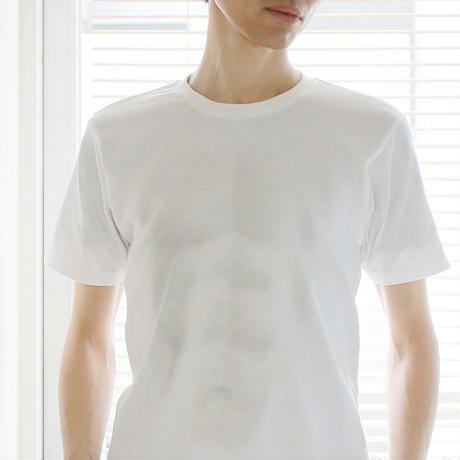 Chiếc áo phông tạo ảo giác khiến người mặc như thể có bụng sáu múi. Ảnh: eKoD.