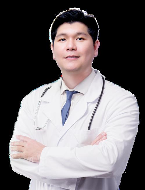 Dr. Darryl Chew - chuyên gia trị liệu da từ Singapore.