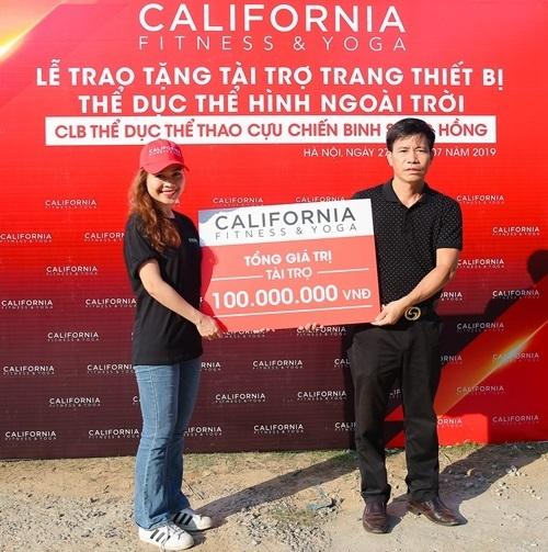 Có mặt tại Việt Nam từ năm 2007, đến nay, thương hiệu California Fitness and Yoga đã có hệ thống hơn 30 câu lạc bộ tại các thành phố lớn như TP HCM, Hà Nội, Nha Trang, Đà Nẵng, Cần Thơ...