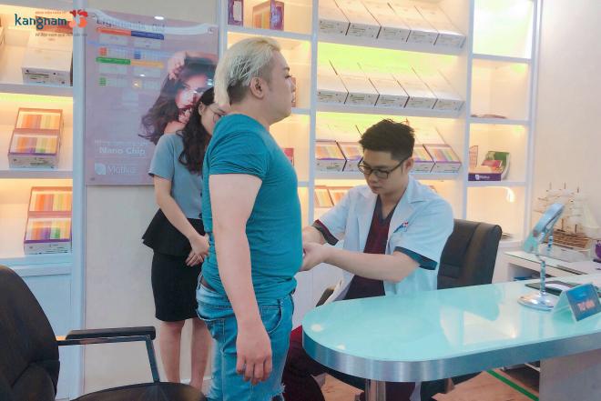 Ca sĩ Philippine chi 250 triệu sang Việt Nam đập đi xây lại ngoại hình - 1