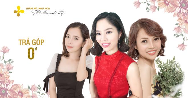 Thẩm mỹ Như Hoa đã giúp nhiều chị em thay đổi ngoại hình, trở nên rạng rỡ, thu hút hơn.