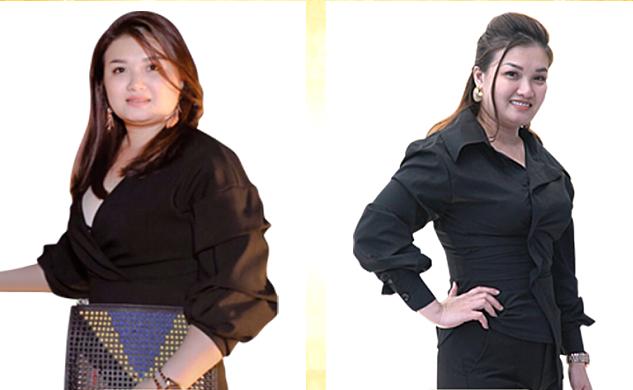 Chị Hiền Dương giảm 15.5kg sau liệu trình Miko Diet 2.0.