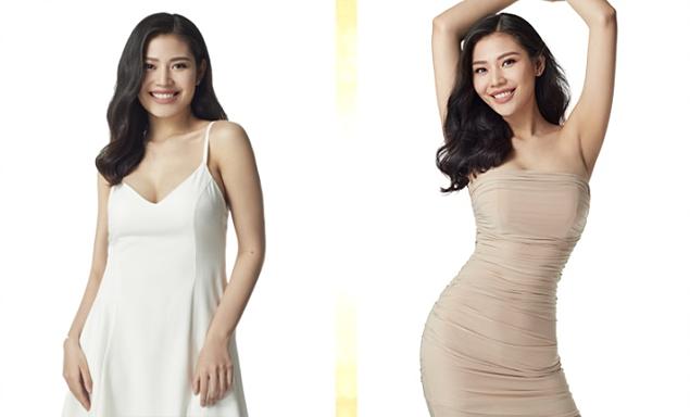 Chúng Huyền Thanh giảm 18kg và lấy lại vóc dáng người mẫu sau sinh.