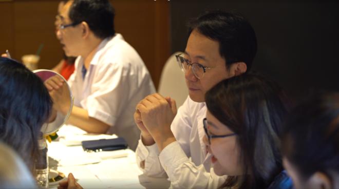 2 chuyên gia thẩm mỹ Hàn - Nhật dự Đại hội thẩm mỹ 4.0 - 1