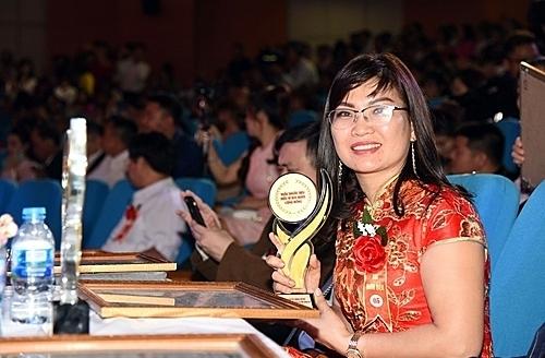 ác sĩ Nguyễn Lương Huyền đạt danh hiệu thầy thuốc tiêu biểu