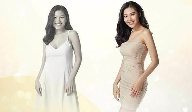 Người mẫu Chúng Huyền Thanh giảm 18kg