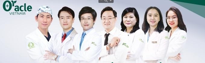 Oracle Việt Nam là đơn vị nhượng quyền thương hiệu của Oracle Hàn Quốc.
