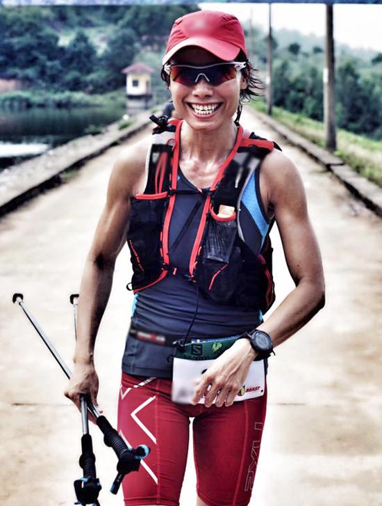 Huấn luyện viên Nguyễn Thị Tiểu Phương