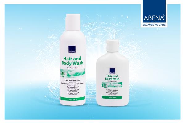 Hair and Body Wash là dòng sản phẩm sản xuất tại Đan Mạch.