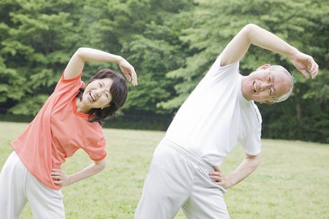 Thể dục thể thao không chỉ giúp tăng cường sức khỏe mà còn khiến tinh thần thoải mái, vui vẻ hơn.