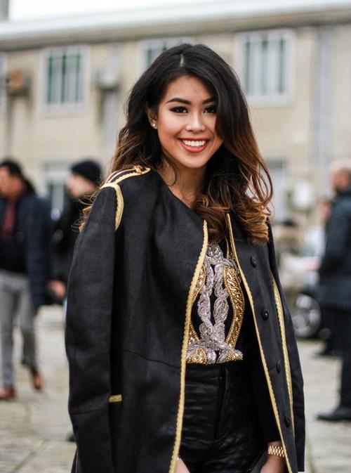 Hot girl Tiên Nguyễn.