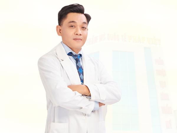 Bác sĩ Huỳnh Vi Hồng Ân.