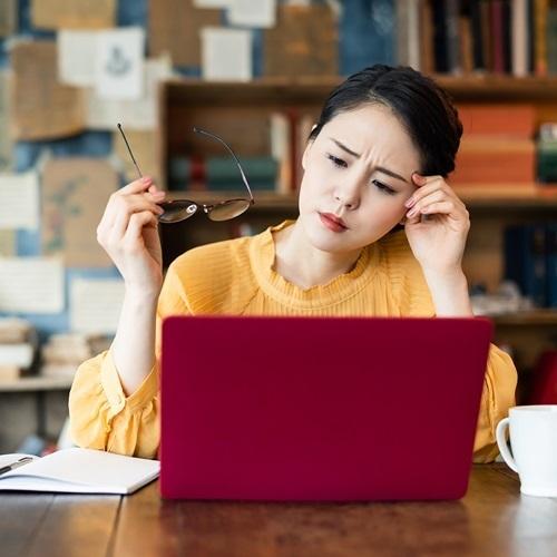 Uể oải, mệt mỏi sau kỳ nghỉ Tết dài là cảm giác của nhiều người. Ảnh: Shutterstock.