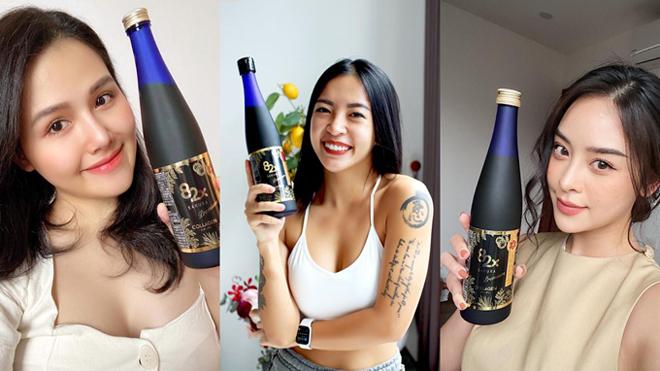 Nhiều phụ nữ, người nổi tiếng Việt sử dụng Collagen của 82X để chăm sóc sắc đẹp mỗi ngày.