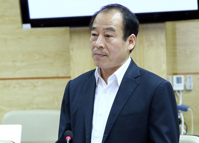 Ông Trần Đắc Phu. Ảnh: VGP.