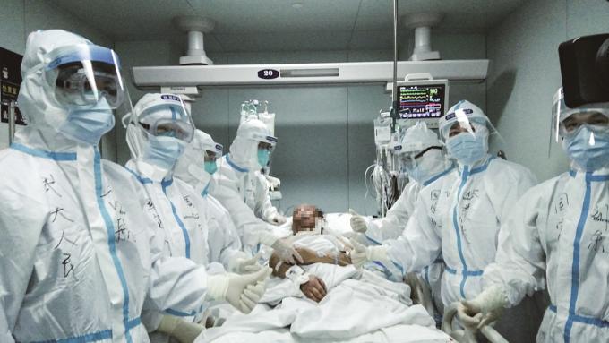 Bốn bệnh nhân Covid-19 ghép phổi thành công