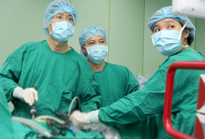 Thông đường mật cứu bệnh nhân ung thư gan