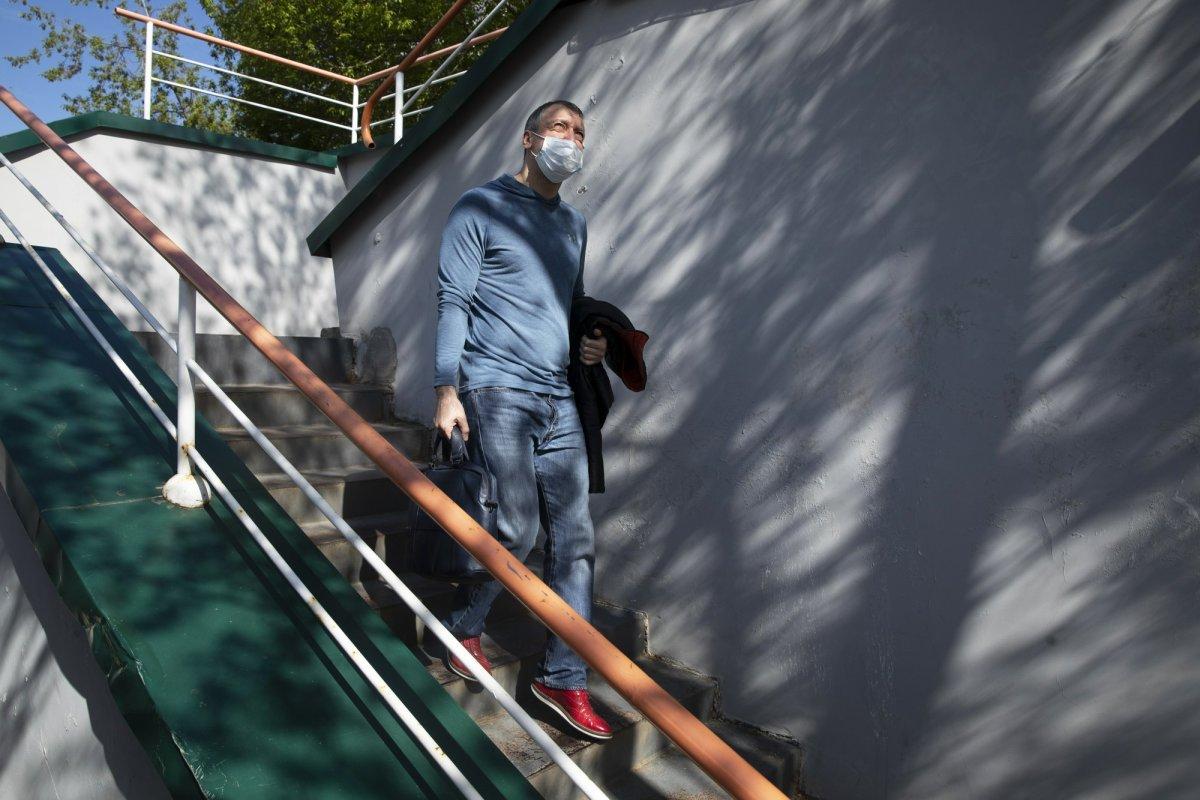 Một ngày của bác sĩ Nga trong đại dịch