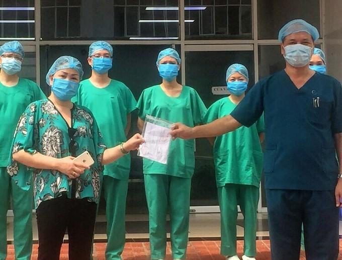 Ca Covid-19 cuối cùng ở Quảng Ninh khỏi bệnh