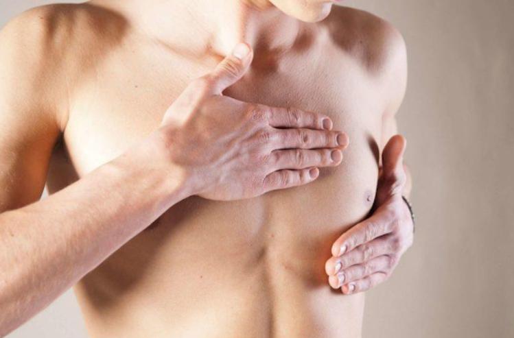 Dấu hiệu ung thư vú ở đàn ông