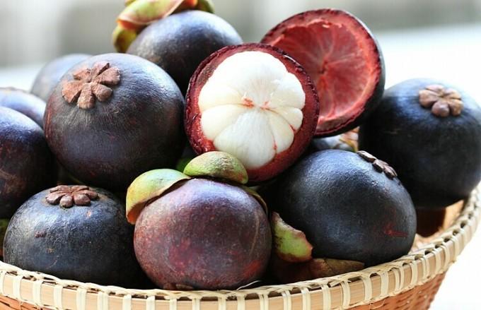 Măng cụt là trái cây ngon miệng, bổ dưỡng mùa hè. Ảnh: Jurnal Asia