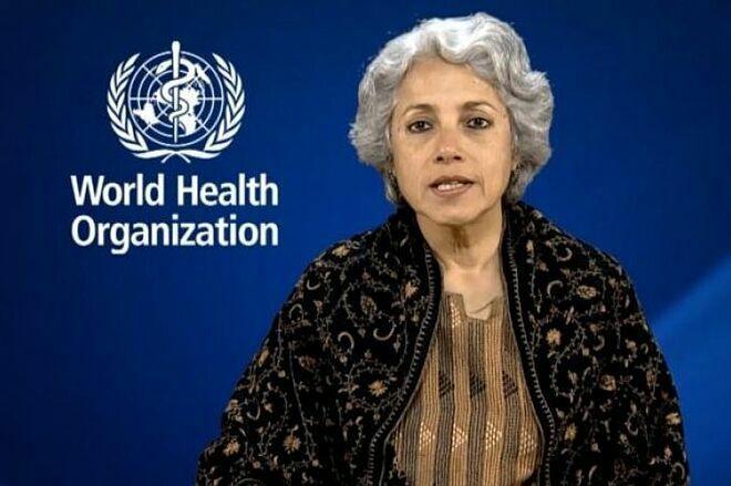 BàSoumya Swaminathan, trưởng nhóm khoa học của WHO, ngày 18/6. Ảnh:SPH