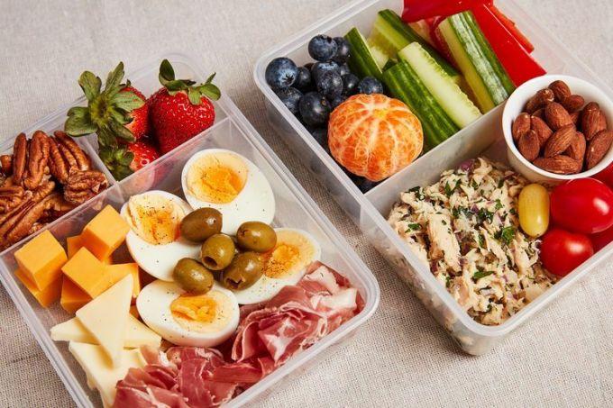 Những món ăn tốt cho người chạy bộ. Ảnh:Trevor Raab.